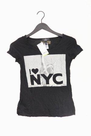 Mango T-shirt zwart