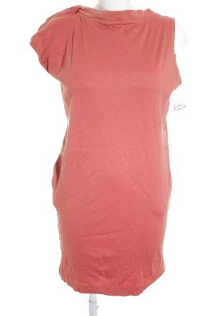 Mango Shirtkleid lachs schlichter Stil