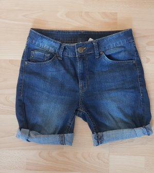 Mango Hot pants blauw