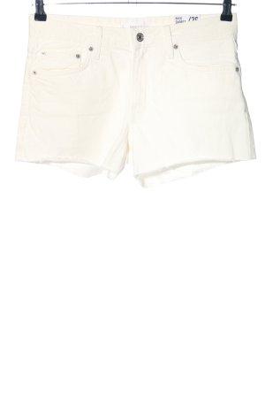 Mango Shorts weiß Casual-Look