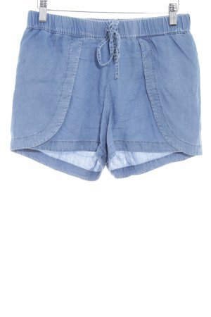 Mango Shorts blau Casual-Look