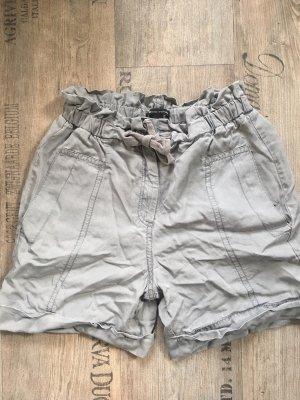 Mango Shorts grau Lyocell XS