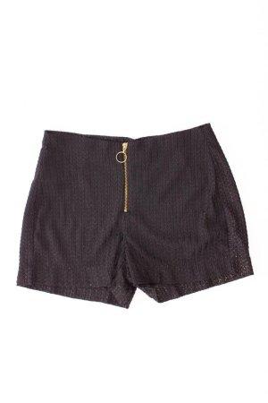 Mango Shorts black polyester
