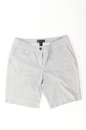 Mango Shorts Größe 38 gestreift blau aus Baumwolle