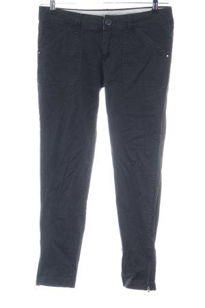 Mango Skinny Jeans blau Business-Look