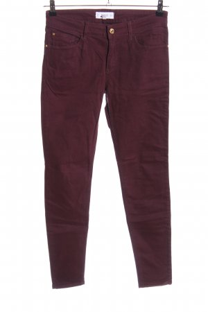 Mango Skinny Jeans rot Casual-Look