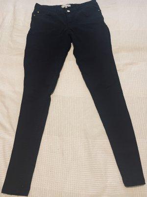 Mango skinny jeans schwarz