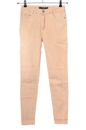 Mango Slim Jeans nude Casual-Look