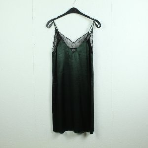 Mango Lace Dress multicolored polyester