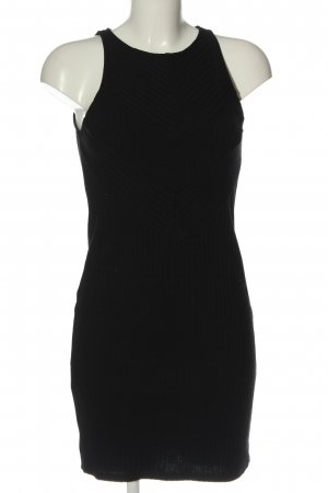 Mango Sommerkleid schwarz Casual-Look