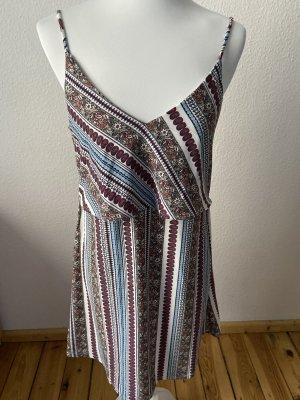 MANGO Sommerkleid mit Muster