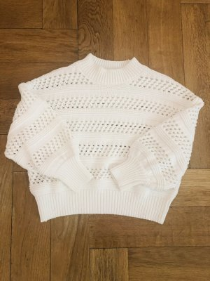 Mango Sommerpullover Cropped Fit
