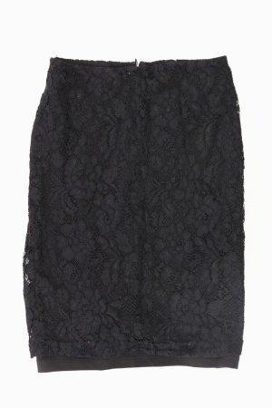 Mango Lace Skirt black