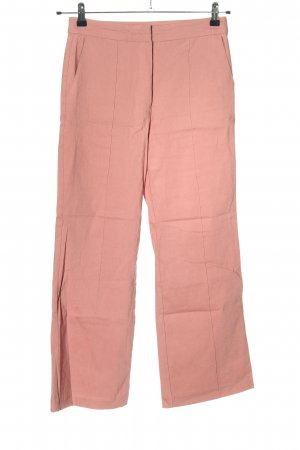Mango Stoffhose pink Casual-Look