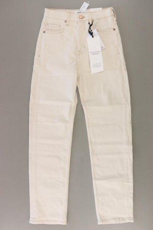 Mango Jeansy z prostymi nogawkami Wielokolorowy Bawełna