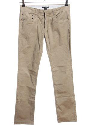 Mango Straight-Leg Jeans wollweiß Casual-Look