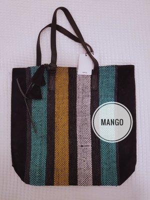 Mango Strandtasche
