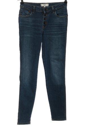 Mango Stretch Jeans blau Casual-Look
