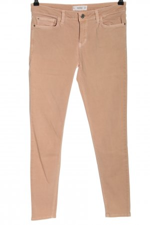 Mango Stretch Jeans nude Casual-Look