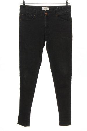 Mango Jeans elasticizzati nero stile casual