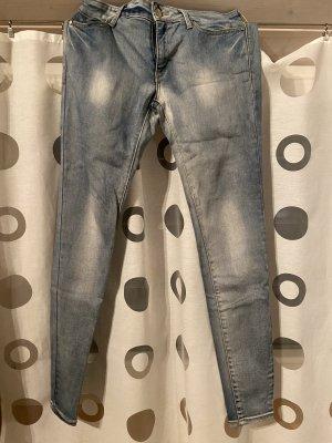 Mango Stretch Jeans azure