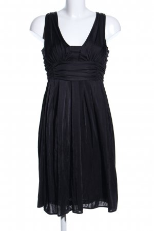 Mango Stretchkleid schwarz Elegant