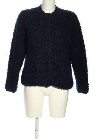 Mango Strickjacke blau Casual-Look