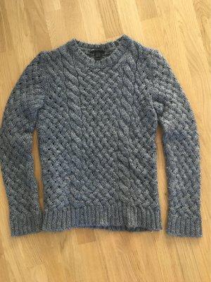 Mango Maglione lavorato a maglia grigio scuro-antracite