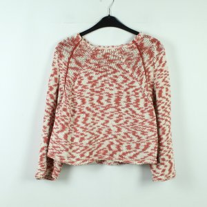 MANGO Strickpullover Gr. one size meliert cropped (20/10/168*)