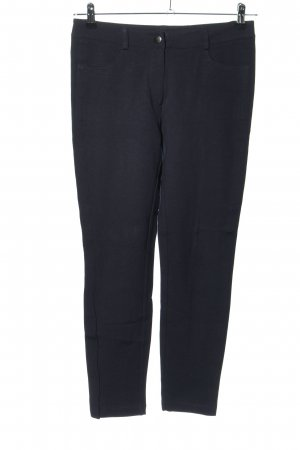 Mango Suit 7/8-Hose schwarz Casual-Look
