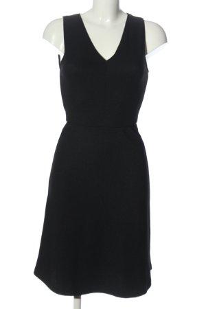 Mango Suit A-Linien Kleid schwarz Casual-Look