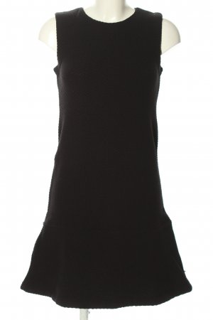 Mango Suit A-Linien Kleid schwarz Business-Look