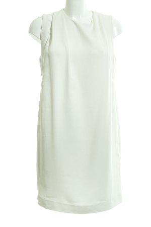 Mango Suit A-Linien Kleid hellbeige Casual-Look