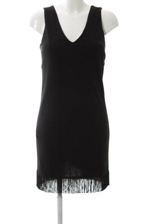 Mango Suit Abendkleid schwarz Casual-Look