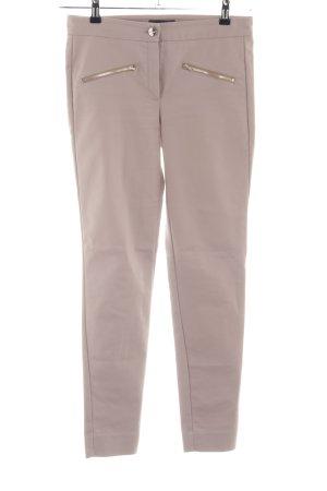 Mango Suit Anzughose creme Business-Look