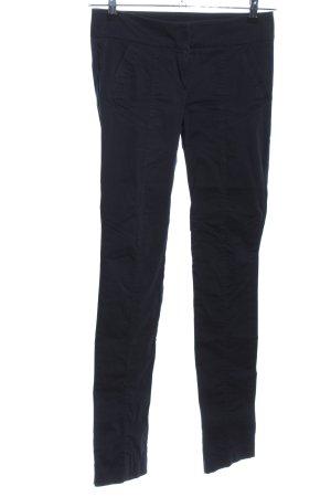Mango Suit Anzughose schwarz Casual-Look
