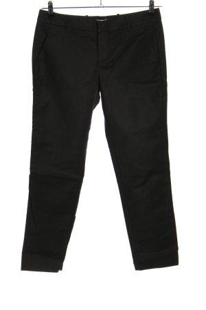Mango Suit Pantalon de costume noir style décontracté