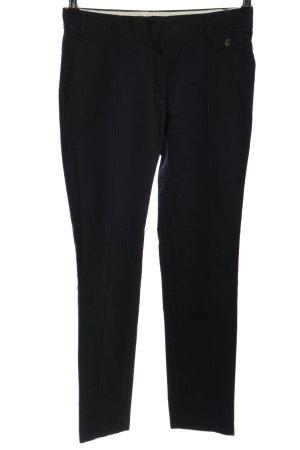 Mango Suit Pantalon zwart zakelijke stijl