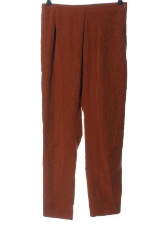 Mango Suit Baggy Pants braun Casual-Look