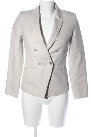 Mango Suit Blouson hellgrau Business-Look
