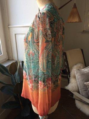 Mango Suit - Bluse in einzigartige Farben, intensiv und wunderschön, NEU