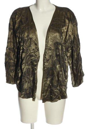 Mango Suit Blusenjacke bronzefarben Casual-Look