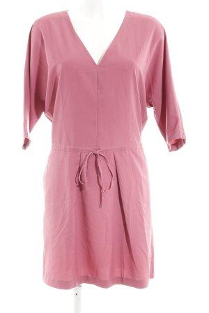 Mango Suit Blusenkleid roségoldfarben Casual-Look
