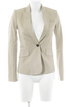 Mango Suit Boyfriend-Blazer beige Business-Look