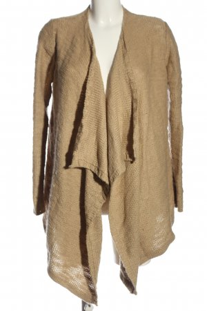 Mango Suit Cardigan braun Casual-Look