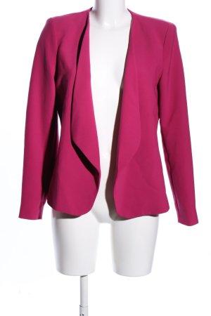 Mango Suit Cardigan pink Casual-Look
