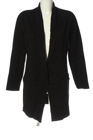 Mango Suit Cardigan schwarz Casual-Look