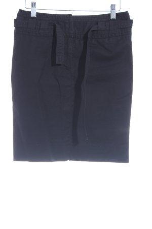Mango Suit Cargorock schwarz Casual-Look