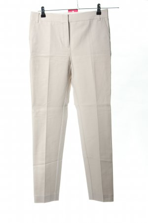 Mango Suit Chinos natural white casual look