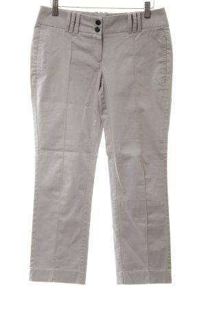 Mango Suit Pantalon chinos gris clair style décontracté